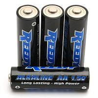 Reedy Aa Alkaline Batteries(4) picture