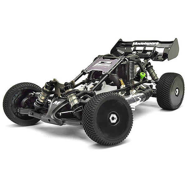 Hobao Hyper Cage Buggy Rtr W/Mach*28 Engine - Black picture