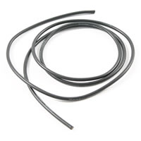 Etronix 12AWG Silicone Wire Black (100Cm) picture