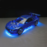 RC Neon Orange Under Car Lighting Kit picture