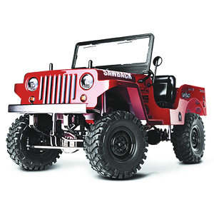 Gmade Gs01 Sawback 4wd 1/10 SCale Rock Crawler Kit picture
