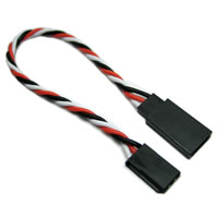 Etronix 10Cm 22Awg Futaba Twisted Extension Wire picture