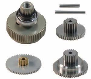 Savox Sa1256 Titanium Gear Set picture