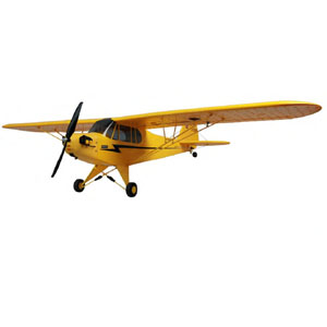 Dynam J3 Piper Cub 1200MM Rtf W/6-Axis Gyro W/Abs picture