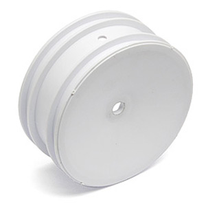 Team Associated Buggy Front Wheel Hex - White B4.2/B5/B5M/B6/B6d picture