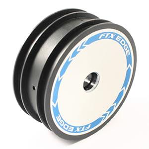 FTX Siege Rear Wheel - White ( Pr) picture