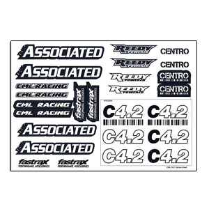 Centro C4.2 Logo Decal Sheet picture