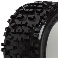 "Pro-Line Badlands 3.8"" For Traxxas Style Bead Wheels picture"