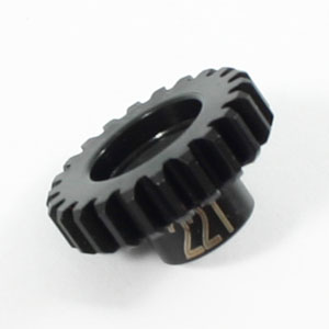 Hobao Hyper Sse/Cage Electric 1/8 Motor Pinion 22t (5mm Shaft) picture