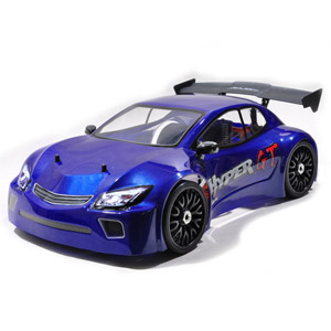 Hobao Hyper Gts Onroad Rtr W/Mach*28 Engine - Blue picture