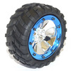 FTx Mounted Wheel And Tyre Set Pr (Spyder)