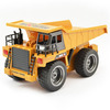 Huina 2.4G 6Ch RC Dump Truck W/Die Cast Cab