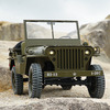 Roc Hobby 1/6th Miltary Scaler Rtr