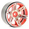 """Fastrax 1.9"""" Heavyweight Split 6-Spoke Alloy Beadlock Wheels"""