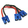 Etronix Battery Harness For 2 Packs In Parallel Adaptor