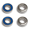 Team Associated B5/B5M 6 X 12 X 4 MM Factory Team Bearings (4)