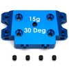 Team Associated B5/B5M Factory Team Alum. Bulkhead 30 Degree (15G)