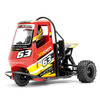 X-Rider Flamingo 1/8 RC Tricycle Rtr - Red