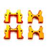 HoBao Hyper Ss/Cage/GTb Cnc Centre Diff Mount (2 Parts)