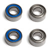 Team Associated B5/B5M 6 X 13 X 5 MM Factory Team Bearings (4)