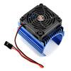 Hobbywing Fan Combo C4 (Heat Sink + 5V Fan) For 44MM Motor