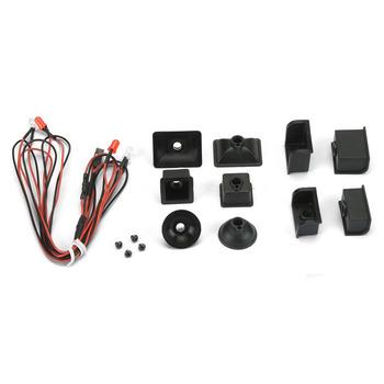 Proline Universal Led Head Light & Tail Light Kit Crawler picture