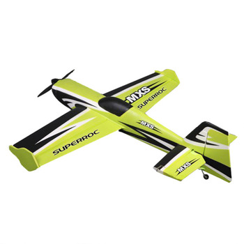 Roc Hobby Mxs Aerobatic Green Artf W/O Tx/Rx/Batt picture