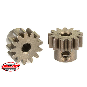 Corally 32 Dp Pinion Short Har Dened Steel 13 Teeth Shaft Dia picture