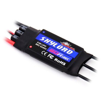 Tomcat Skylord 80 Amp Esc For Aircraft (5V/2A) picture