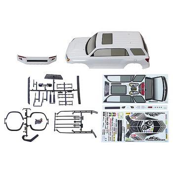 Element RC Trailrunner Body - White With Accessories picture
