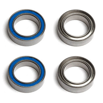 Team Associated 10 X 15 X 4mm Factory Team Bearings (4) picture