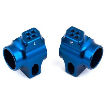 Team Associated B6/B6.1 Factory Team Blue Aluminium Rear Hubs For 67mm picture