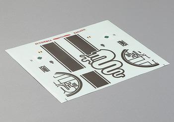 Killerbody Decal Sheet (Alfa Romeo Tz3 Corsa) picture