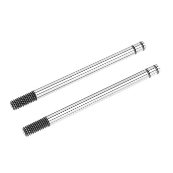Corally Shock Shaft Front Steel 2 Pcs picture