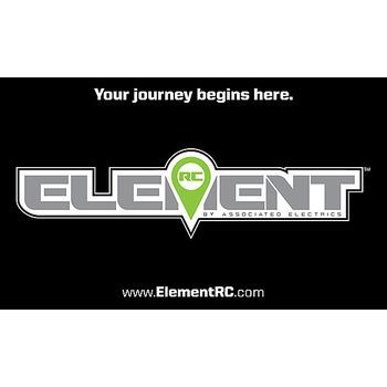 Team Associated Element Mini Vinyl Banner 20 X 12 picture