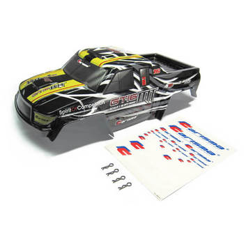 Carisma GT16Mt Painted + Decorated Body Shell picture