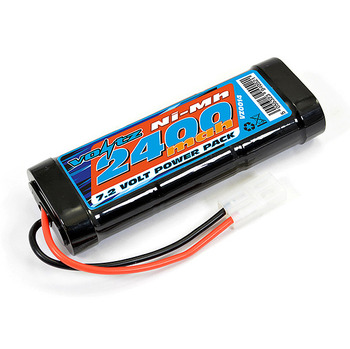 Voltz 2400mah 7.2v Nimh Stick Battery W/Tamiya Connector picture