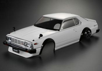 Killerbody Nissan Skyline 2000 Turbo GT-Es 195MM Finish White picture