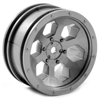 FTX Outback 6Hex Wheel (2) - Grey picture