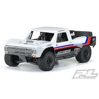 Pro-Line Precut Ford F-100 Race Truck Clear Body For Udr picture
