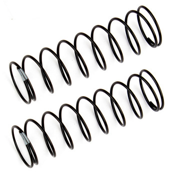 Team Associated Rear Shock Springs Gray 2.00 Lb/In L61mm picture