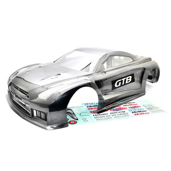 Hobao Hyper Gtb Painted Body-Long (Grey) picture