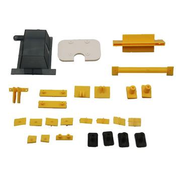Dynam J3 Piper Cub Plastic Parts picture