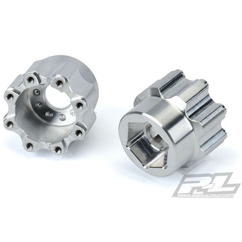 """Pro-Line Pro-Line 8X32 To 20MM Alum. Hex Adapters For 3.8"""" Wheels picture"""