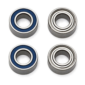 Team Associated 5 X 10 X 4mm Factory Team Bearings (4) picture