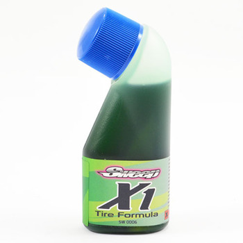 Sweep TiRes Formula X1 Tyre Cleaner For Indoor Track picture