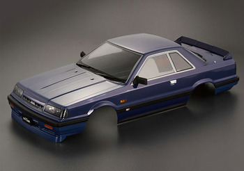 Killerbody Nissan Skyline R31 195MM Finished Body Blue picture