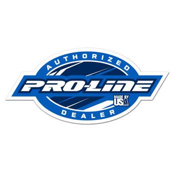 Proline Authorised Dealer Decal picture