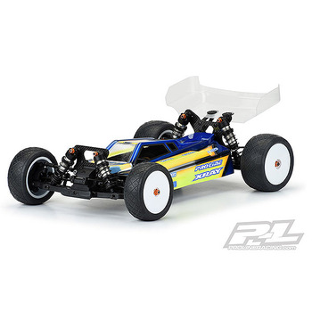 Pro-Line Axis Lightweight Body Clear For Xray Xb4 picture