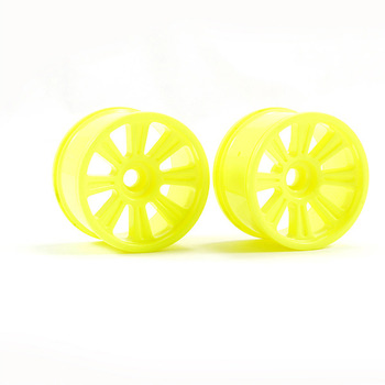 FTX Comet Monster /Truggy Front Wheel Yellow picture